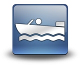 "3D Effect Icon ""Motorboat"""