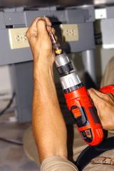Electricista carpintero