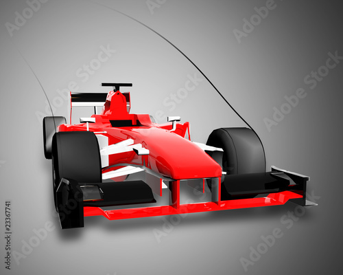 Staande foto Cars macchina sportiva