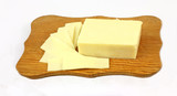 Cheese Slices Cutting Board