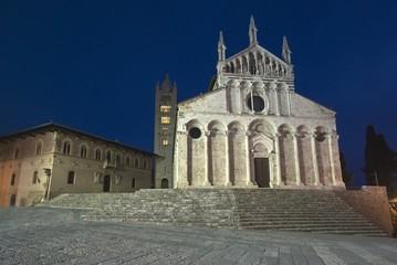 Toscana: Massa Marittima, Cattedrale di S. Cerbone 1