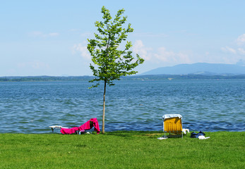 Urlaub am See - Holidays at the Lake