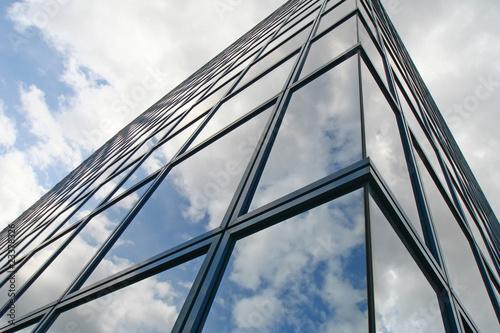 Modernes Hochgebäude