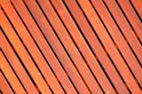 wood lath poster
