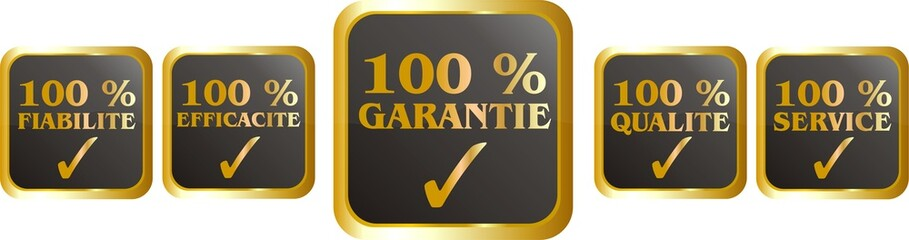 bouton 10% or 04