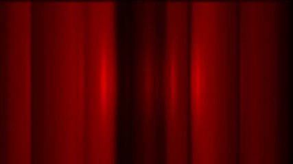 deep red stage curtain,metal background