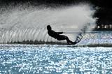 Fototapeta spray - podświetlenie - Poza Pracą / Sporty
