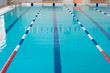 Empty new school swimming pool - 23392172