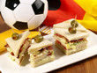 Fussball Snacks