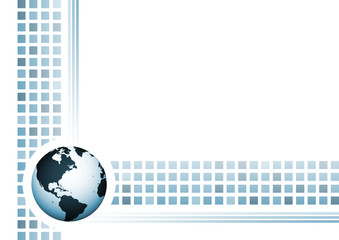 Wallpaper Mondo Blu