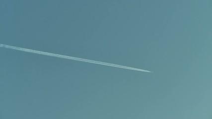 Passaggio di un aereo