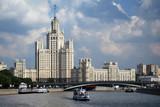 Tour de Staline à Moscou et Moskova poster