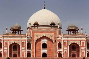 India, Delhi, Humayuns tomb