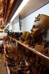 В египетской лавке