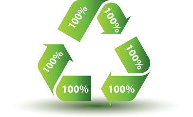Recycling 100%