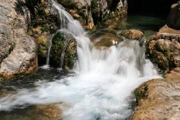 Fuentes del Rio Algar - Alicante