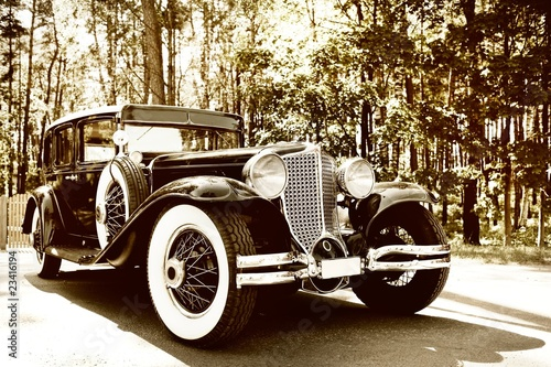 retro-fragment-samochodu