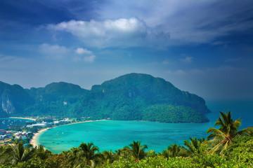 Tropical landscape, Thailand