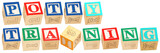 Alphabet Blocks POTTY TRAINING