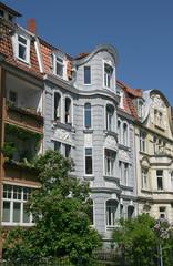 Jugendstilfassade in Göttingen