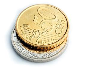 monete Costituzione Europea