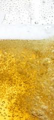Bierfond mit Tropfen 10 Ausschnitt