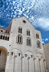 St. Nicholas Basilica. Bari. Apulia.