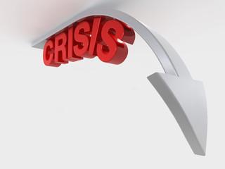 arrow and crisis