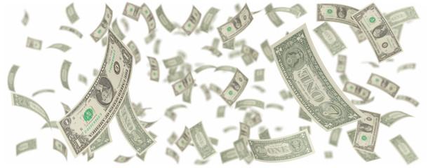 One Dollars rain
