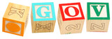 Alphabet Blocks .GOV
