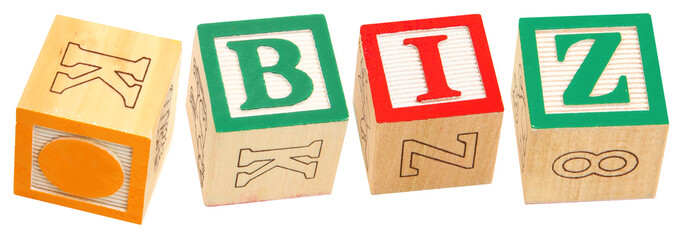 Alphabet Blocks .BIZ