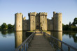 Leinwandbild Motiv Bodiam Castle