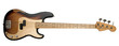 brown bass guitar - 23442991