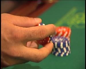 Joueur de casino