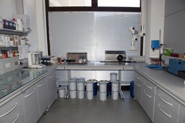 Laboratorio di colorimetria