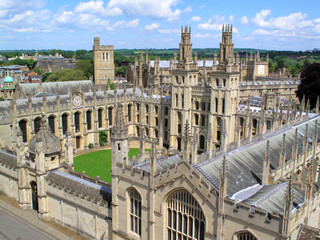 Oxford University's  All Souls College