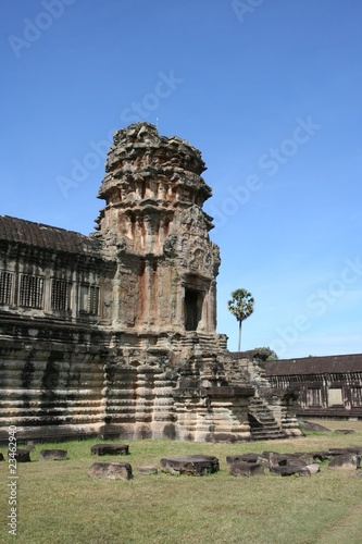 Small tower at Angkor