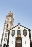 Parish church – Canico, Madeira, Portugal poster