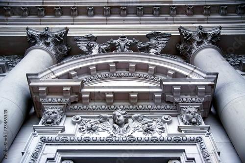 Detail Türsturz Berliner Dom