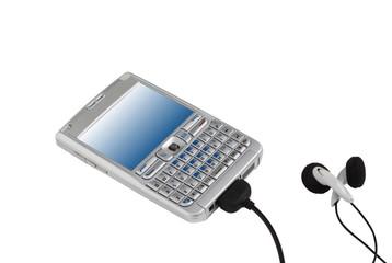 Multimedial mobile phone