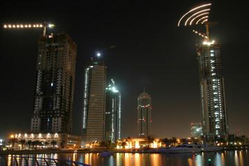 Dubai Baustelle