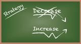 Increase/Decrease poster