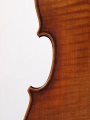 violin body,back side,maple,grain of wood,R,
