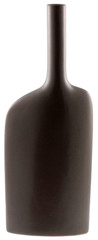 vase soliflore, fond blanc