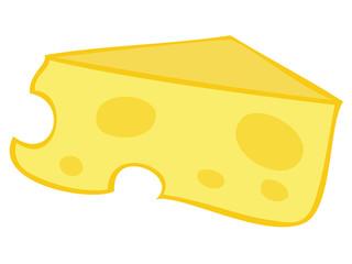 Yellow Cheese Block.