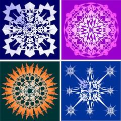 Cristalli Vettoriali-Vector Crystals