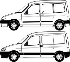 Fahrzeug, Kastenwagen