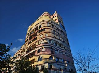 Waldspirale residential complex