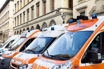 Ambulance - Italy