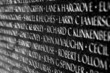 Vietnam war veterans memorial in Washington DC - 23481762